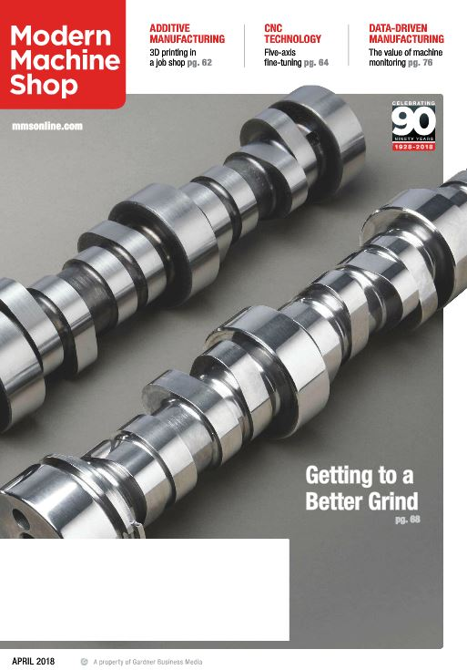 Modern Machine Shop Magazine