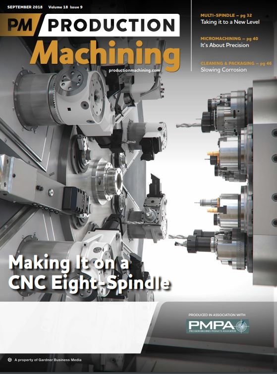 production machining magazine