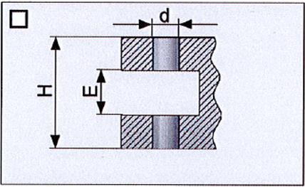 deburring details on a steering component fork
