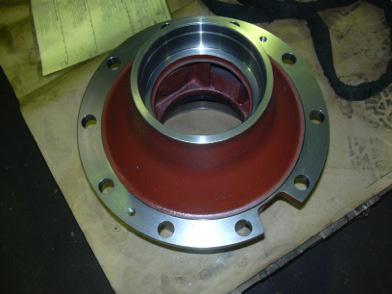 chamfer wheel hub