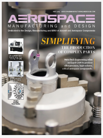 back spotfacing tool in Aerospace Manufacturing and Design
