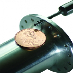 Picture of a micro deburring tool