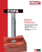 Cofa deburring tools catalog