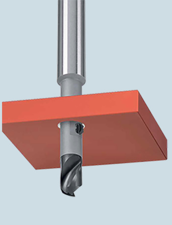 drill chamfer combination tool