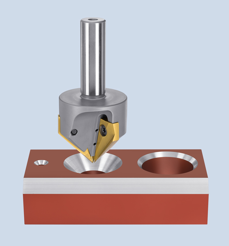 Automated countersink tool